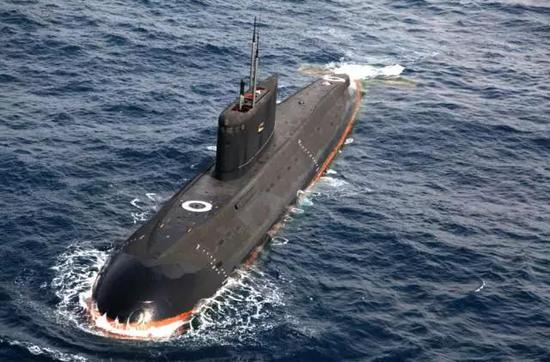 中国AIP潜艇静音性能究竟如何:该用的技术都用上了