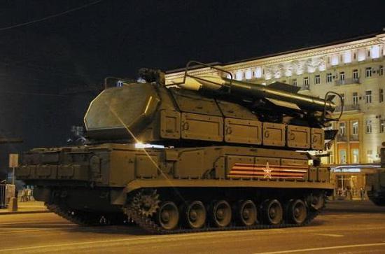 """""""山毛榉""""-M2防空导弹系统"""