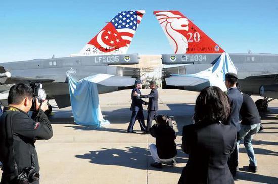 新加坡空军将采购新型战机 两原因使其不会选择歼20