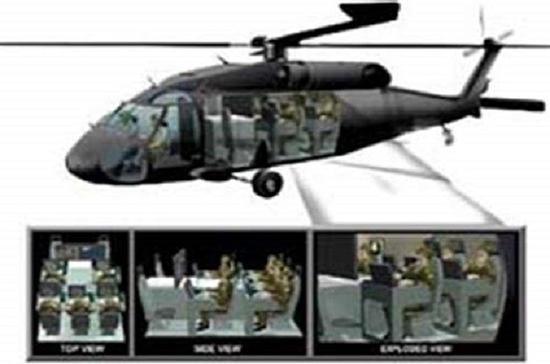 我军已装备专用指挥直升机 足够支持师级部队作战