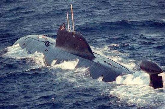 俄潜艇部队一直很有威慑力