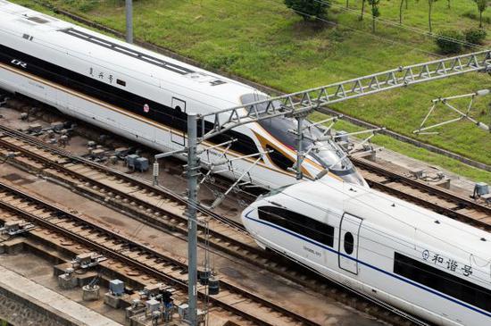 英媒称中国研发真空管道超高速列车 比现有高铁快3倍西昌学院教务网