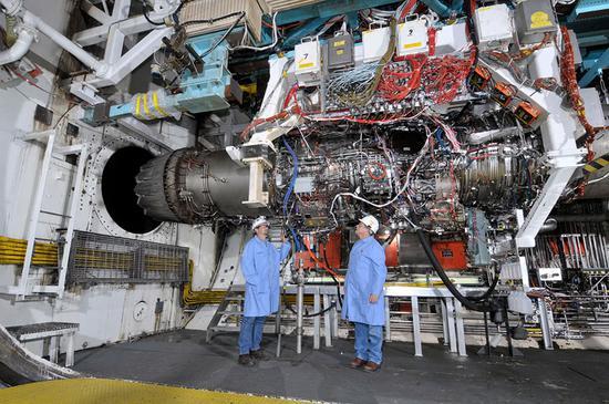 中国涡扇15航发原型机或已试车 7年后有望装备歼20海陵香木
