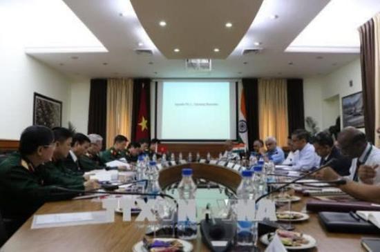 印越进入蜜月期?越南副防长:对印关系头等优先