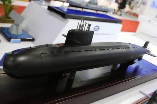 港媒曝中国售泰国潜艇详情:价格4亿美元订购一艘