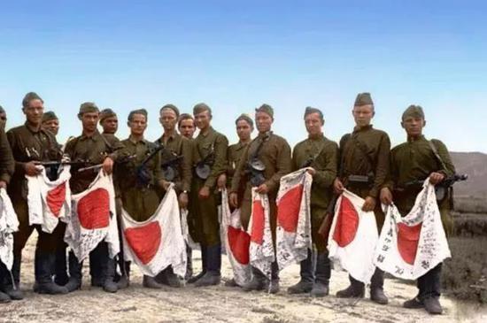 1945年日本投降时 在中国境内的日军兵力武器有多少