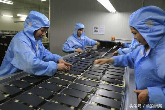 资料图:中国制造