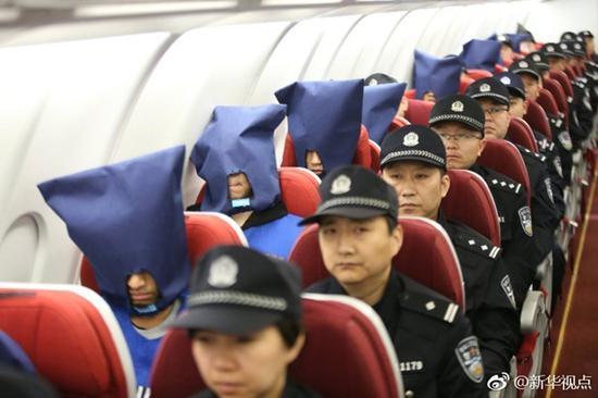 """菲向大陆遣返78名台籍诈骗嫌犯 台当局又""""严正抗议"""""""