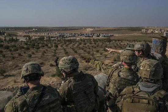 特朗普曝美俄军队在叙激烈交火 美俄国防部却齐声否认