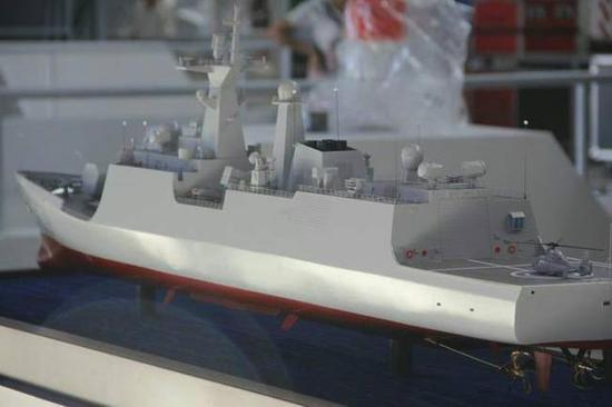 我鱼8鱼雷出口再次证明054A出口可行 防务展给出答案