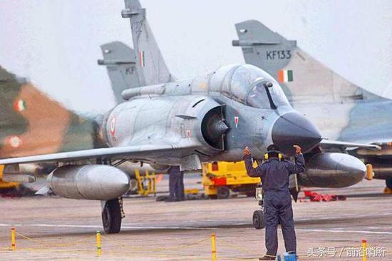 资料图:印度空军
