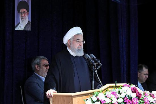 特朗普宣布退出伊核协议 恢复对伊朗制裁并额外惩罚伊春二手房