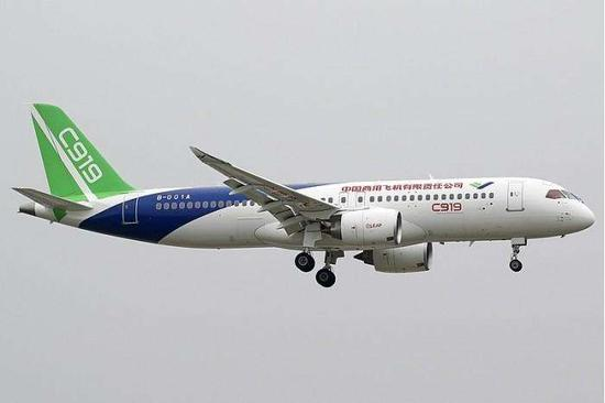 总师透露C919研发细节 更大型客机已研发2025年首飞新金�J梅
