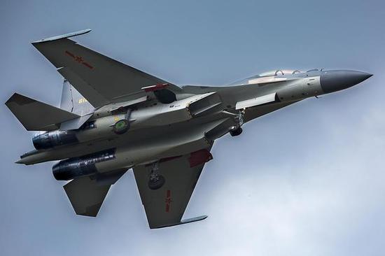 图片:歼-16量产型