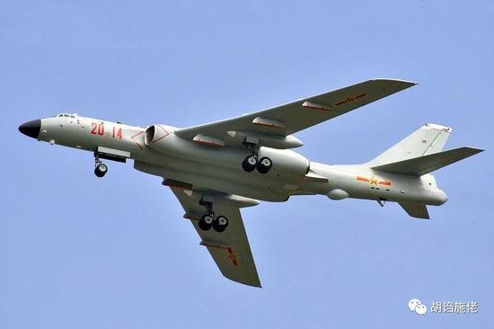 ▲ 虽然把图-16改成了战略轰炸机,但是也仅仅刚刚是战略轰炸机而已