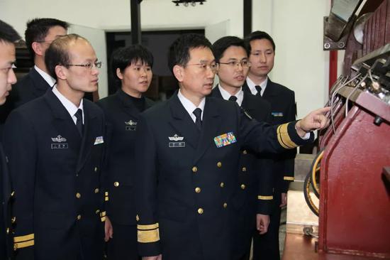又一位院士为中国海军发展立下大功 打造隐身核潜艇|中国|潜艇