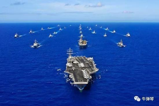 美国突然宣布:取消邀请中国参加2018环太平洋演习|环太军演|南