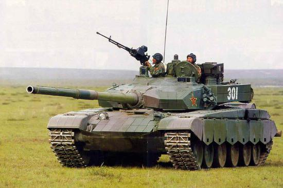 我自行突击炮火力可比肩坦克 深受非洲欢迎销量第一