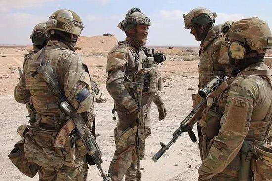 美海豹突击队在叙遇袭十人阵亡 背后真相竟是这样