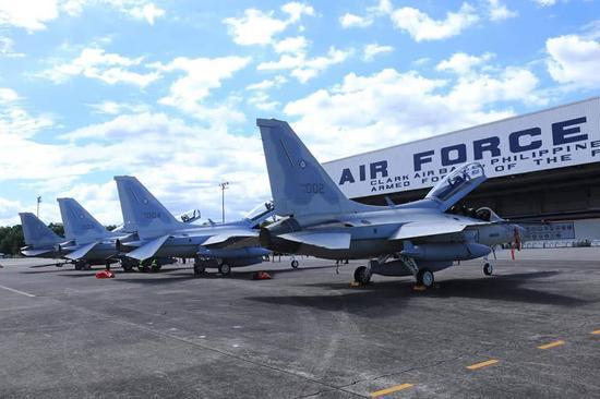 菲律宾拟增购12架韩国战机 目前装备12架已投入实战