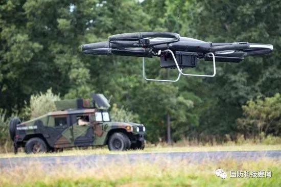 美发布自主系统执行战略 正通过军演评估相关技术
