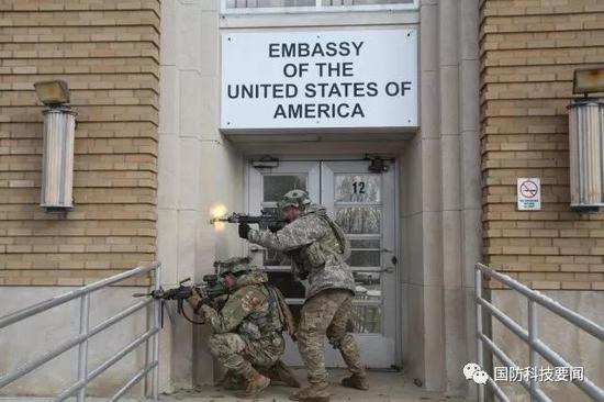 美陆军或引入模拟器训练 可帮助士兵适应大城市作战