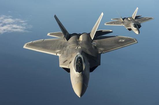 F-22可能部署到挪威?