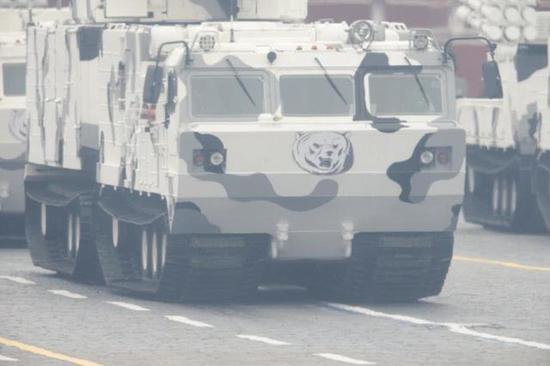 俄北极部队装备