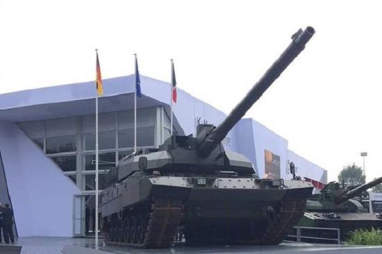 欧洲研发新坦克对抗俄军T14 配德国火炮和法国炮塔动画城主题曲歌词