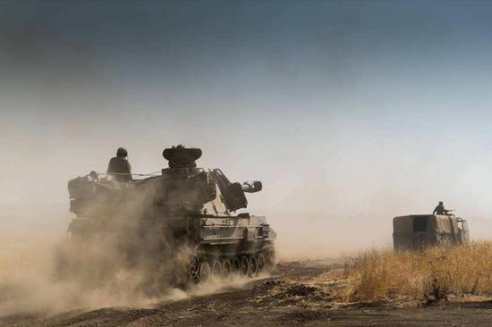 全球实战经验最丰富国家俄仅占第3 第2名此战堪称第一