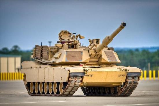 美陆军装备普遍老旧难更换 装甲部队已逐步落后中国