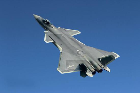 我歼20战机未来出口前景看好 一国防长明确表示感兴趣