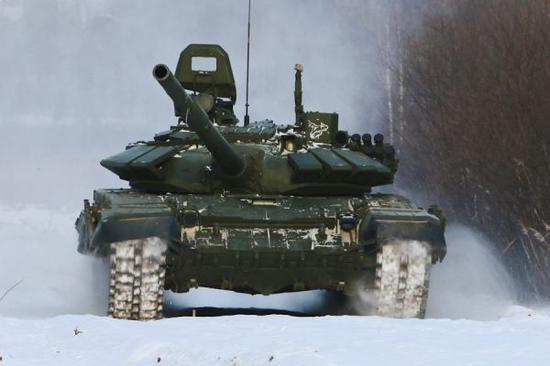 俄军将精锐装甲部队改名柏林团 美媒:是挑衅行为