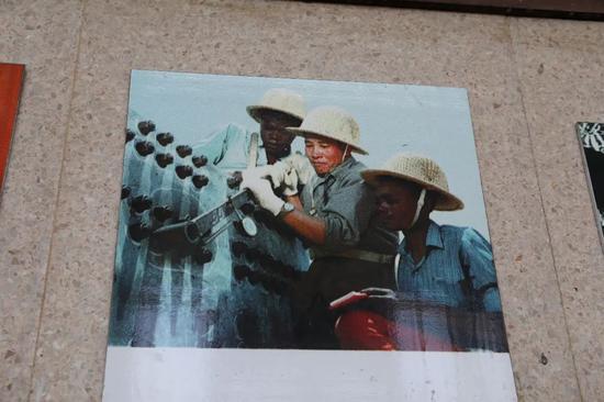 坦赞铁路制作时的新华网老照片
