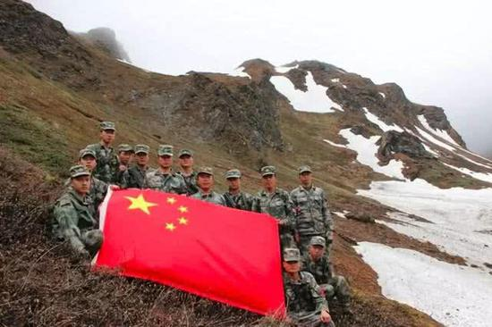 伊木河哨所,中国最冷的哨所,位于祖国最北端的地方。