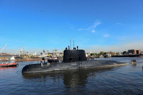 菲海军欲购俄二手常规潜艇 两国将签订谅解备忘录