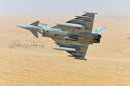 英国2017年国防出口额猛增53% 但大多是战机合同