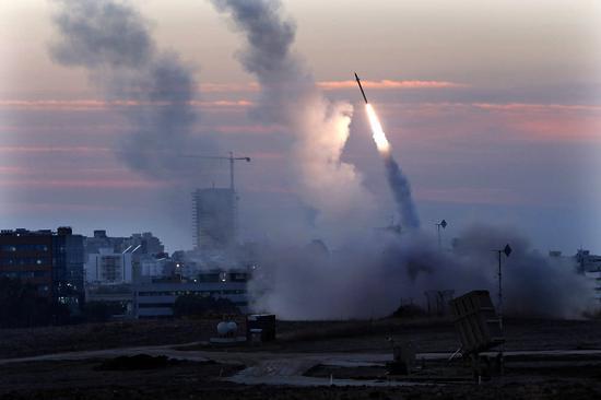 以色列和伊朗矛盾还没解决 以军战机又把这国炸了