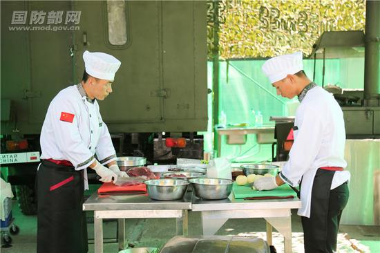 我军炊事班赴俄参赛 5个项目夺4个第一最后却是亚军华育中学地址