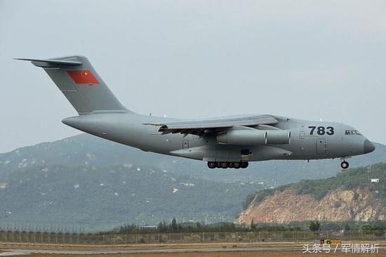 俄将重启超级运输机生产 性能超美C17中国或将购买