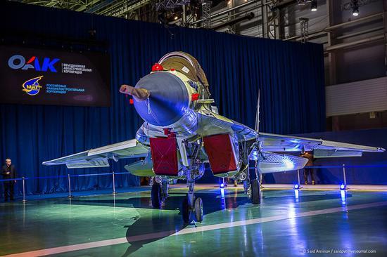 俄苏57停产或助力四代机生产提速 苏30米格35成抢手货