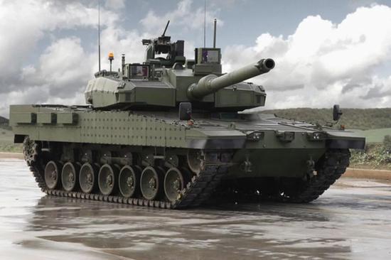 三代坦克发动机没那么好搞:印韩土想学中国却玩不转