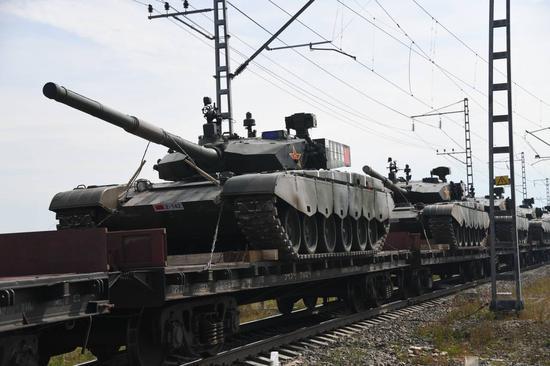 我军新型合成旅参加俄最大军演 3千人战力堪比万人