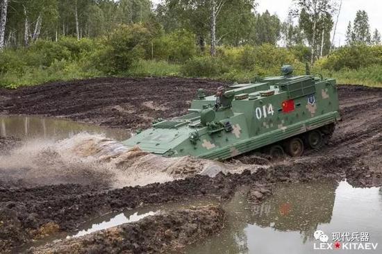 我军参演中俄军演地面装备盘点:步战车性能远超俄军