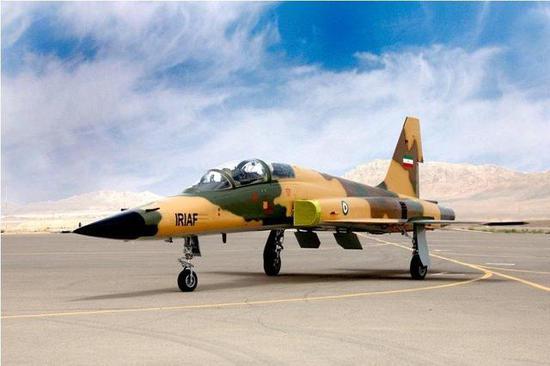 图片:Kowsar战斗机真面目