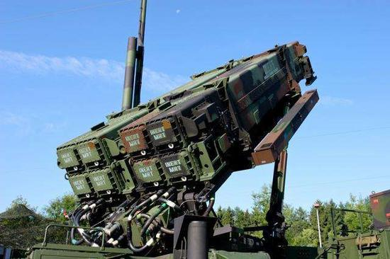 韩国斥巨资引进爱国者导弹 助美国军售创下新高