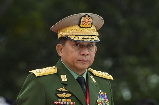 缅军司令被脸书封杀不到一个月 又被俄社交媒体除名