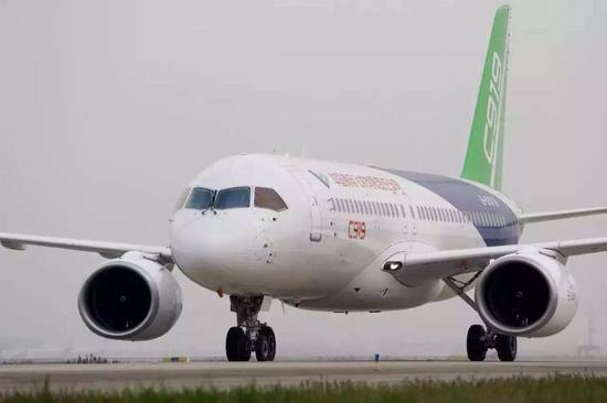 918博天堂影院中国C919第三架原型机年内首飞 打破外媒停飞谣言