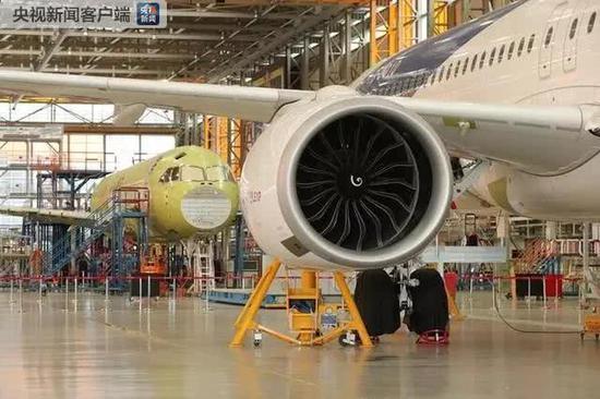 中国加速大规模生产C919今年首飞将有三架新飞机(图) 神圣时时彩计划QQ群 第2张