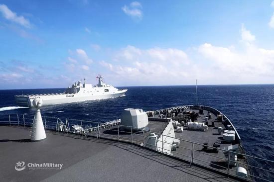 张召忠评国产航母第七次海试:已将俄海军远远甩开
